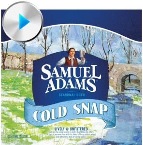 Cold Snap with Play Button