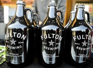 Fulton Beer will be on tap at Target Field in Minneapolis, Minn., on Thursday, March 28, 2013. (Pioneer Press: Ben Garvin)