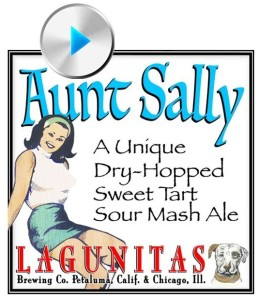 Aunt Sally Play Button