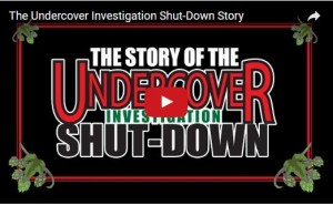 Undercover the story